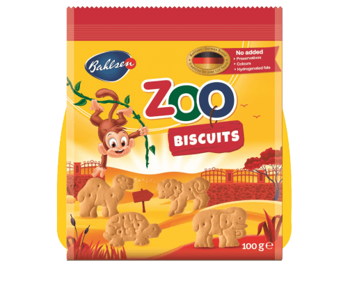 Leibniz-бисквити с вкус на масло Zoo