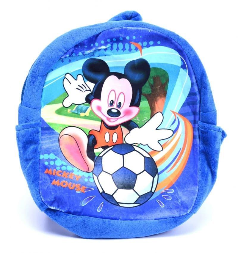 Плюшена раница Mickey Mouse