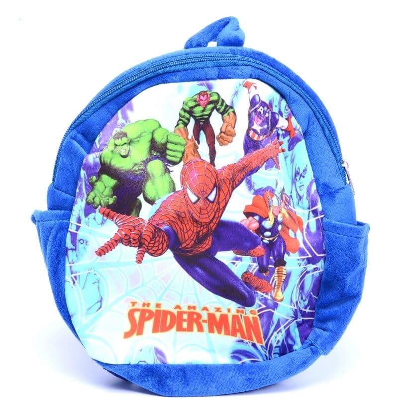 Плюшена раница Spiderman