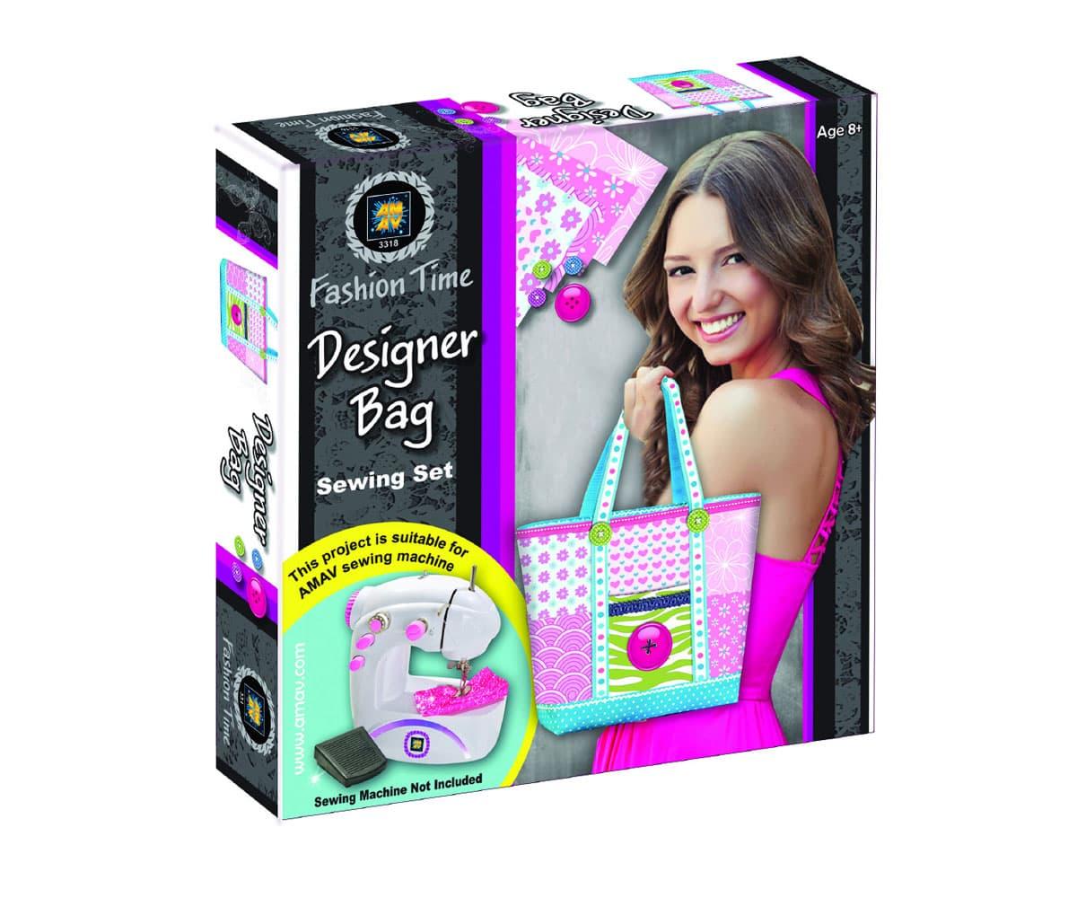 Комплект за ушиване на дизайнерска чанта