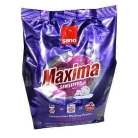 Sano-прах за пране Maxima sensitive 1.25кг