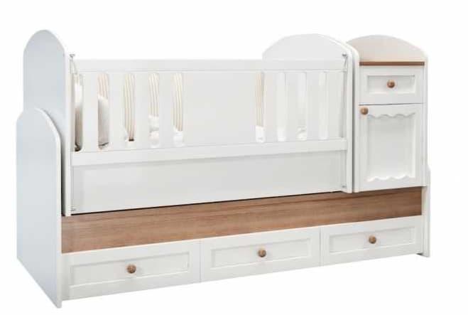 Coalo-трансформиращо легло-люлка Damla 70х180
