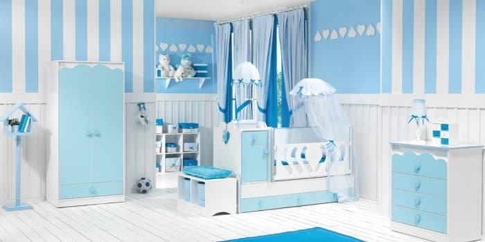 Обзавеждане за детска стая Starline