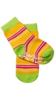 Детски памучни чорапки 6-12м - Цвят: 2