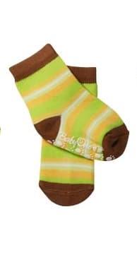 Детски памучни чорапки 6-12м - Цвят: 3