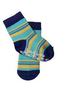 Детски памучни чорапки 6-12м - Цвят: 1