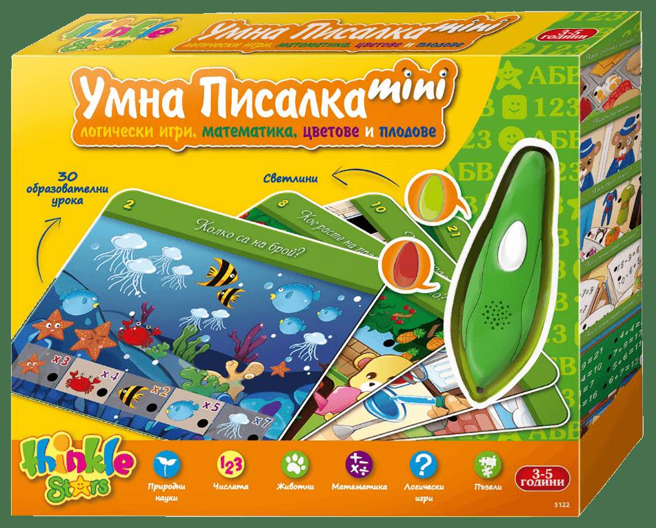 Thinkle stars-Умна писалка Mini-логически игри