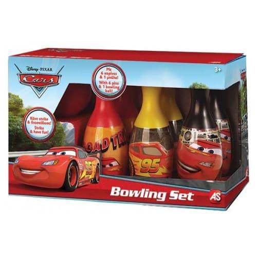 Детски боулинг Cars