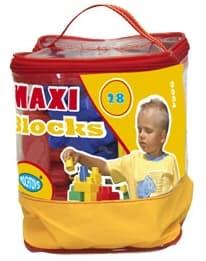 Детски конструктор 5864 28 части Maxi 3г+
