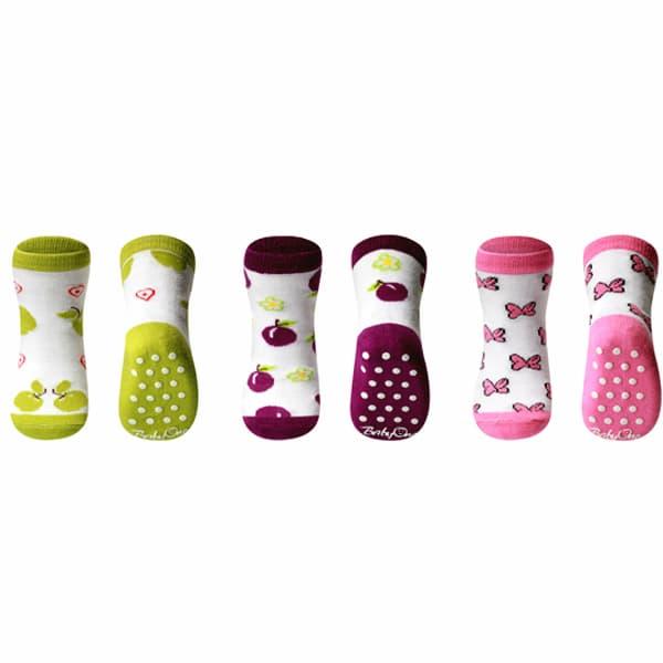 BabyOno-Бебешки памучни чорапки 12м+ 591/02
