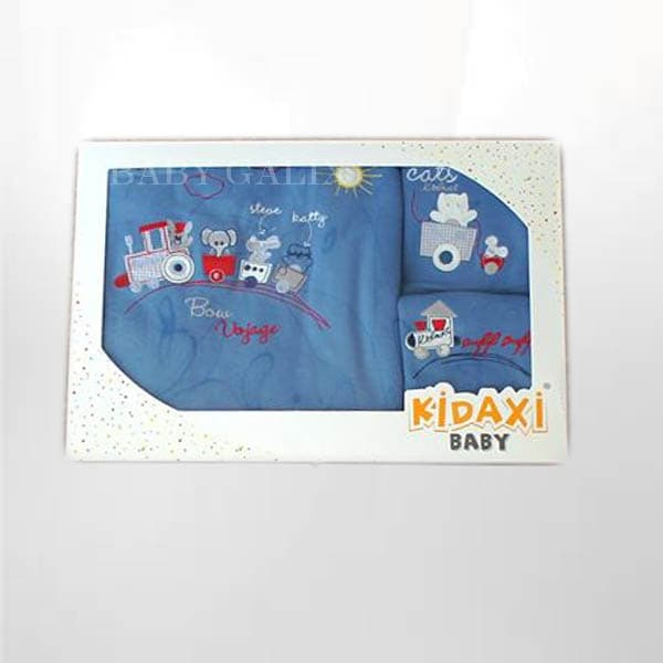 Kidaxi baby-Комплект за изписване Boy 10ч