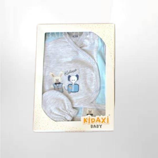Kidaxi baby-Комплект за изписване Boy 5ч