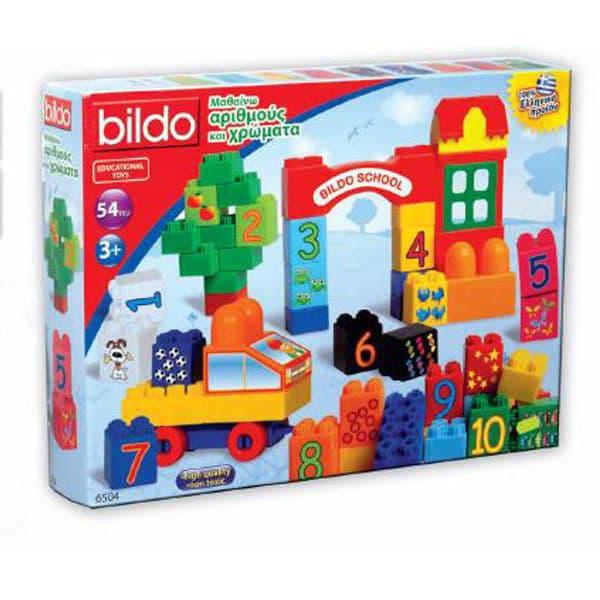 Bildo-конструктор училище 6504