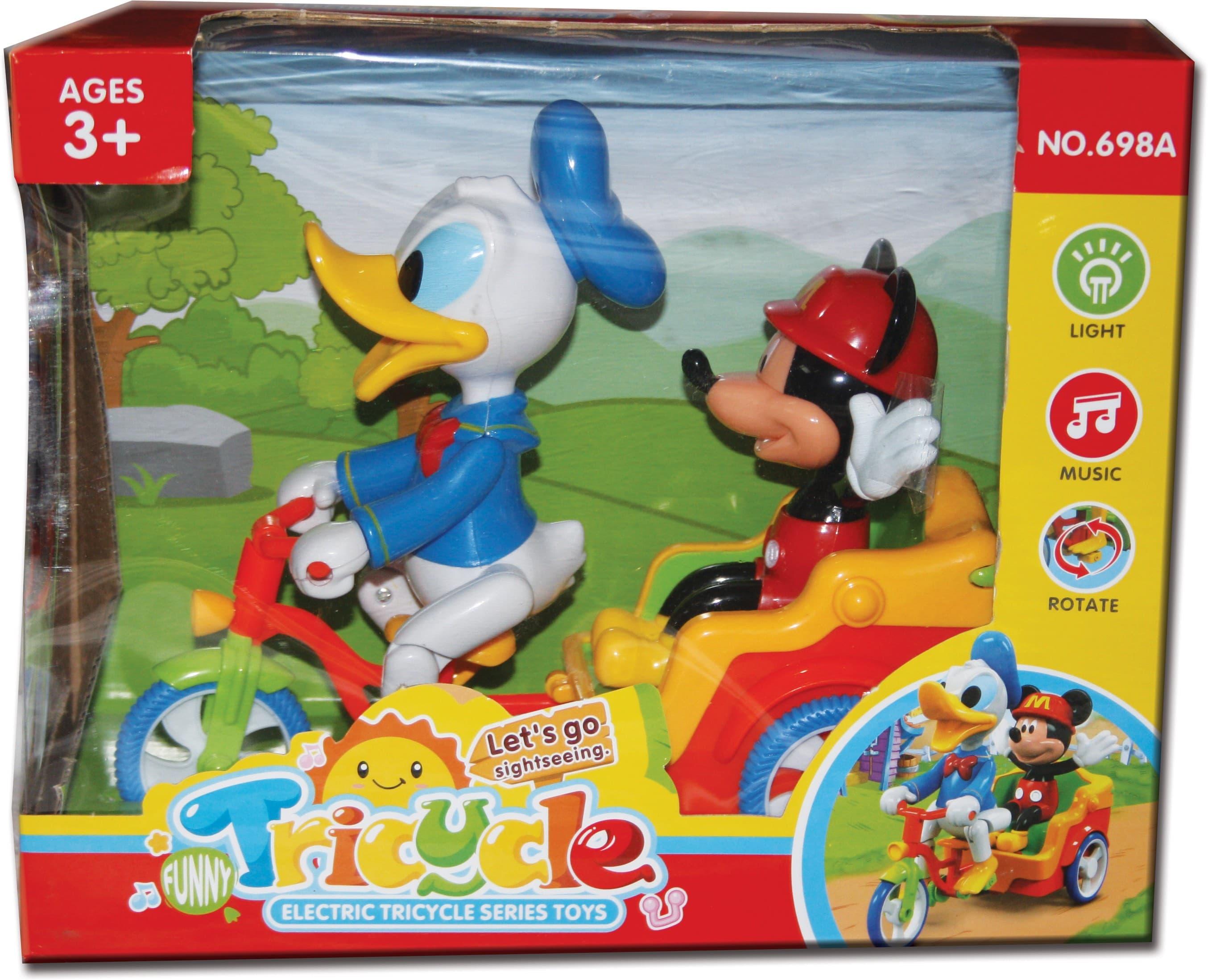 Музикална играчка Мики и Доналд