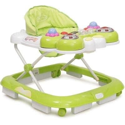 Детска проходилка Sunny - Цвят: Зелен