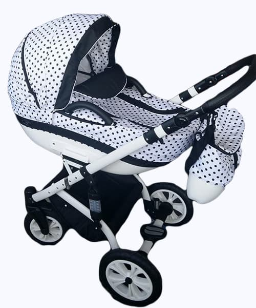Бебешка количка 2в1 Carrera new цвят:71a