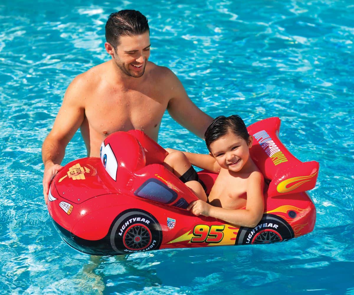 Intex-надуваема лодка Cars 58391