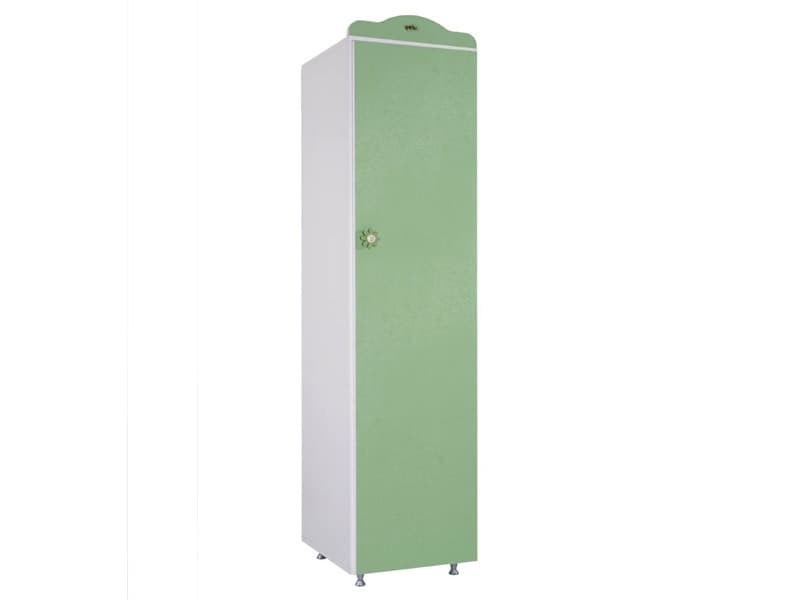 Babyhope-еднокрилен гардероб 943 - Цвят: Зелен