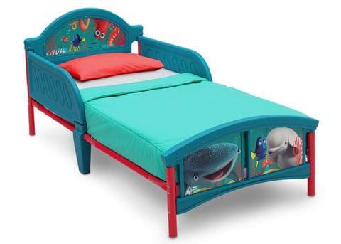 Детско легло Finding Dory с 3D изображение на таблата