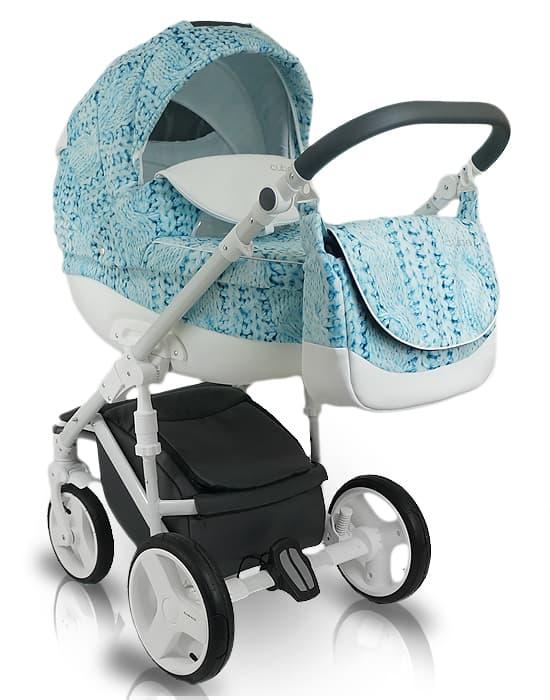 Бебешка количка 2в1 Bexa Cube цвят:CU3