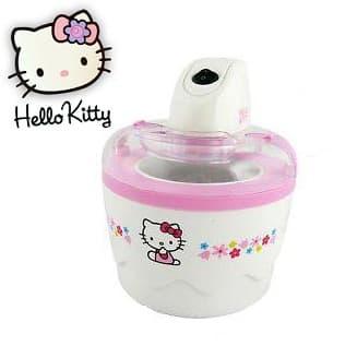 Машина за сладолед Hello kitty