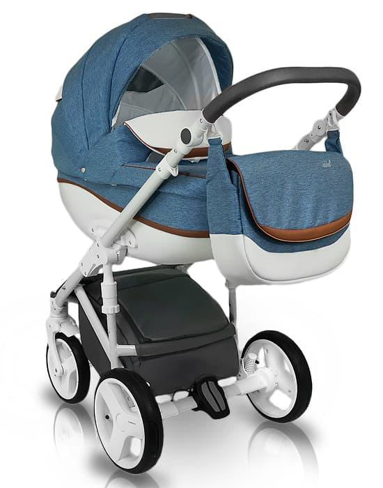 Бебешка количка 2в1 Bexa Ideal new цвят:IN3