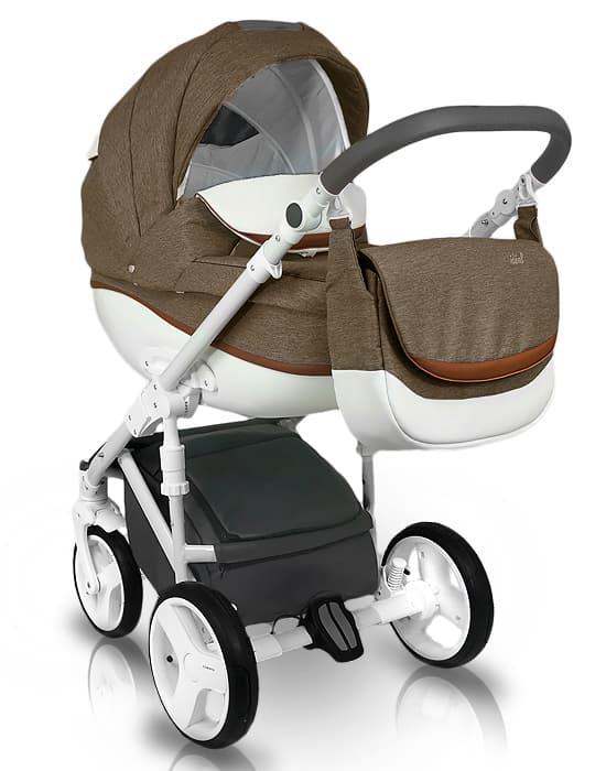 Бебешка количка 2в1 Bexa Ideal new цвят:IN5