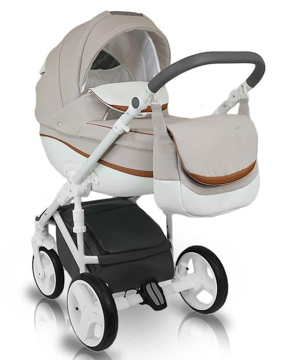 Бебешка количка 2в1 Bexa Ideal new цвят:IN6