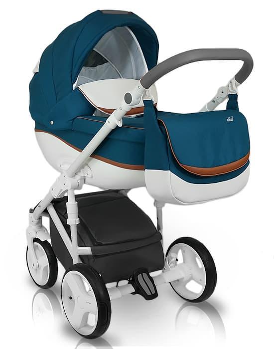 Бебешка количка 2в1 Bexa Ideal new цвят:IN8
