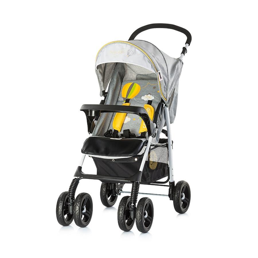 Chipolino-Лятна бебешка количка Каролина