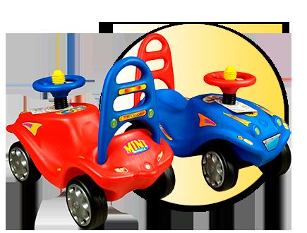 Кола за яздене Мини ММ1