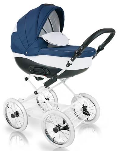 Бебешка количка 2в1 Bexa line classic цвят L206C
