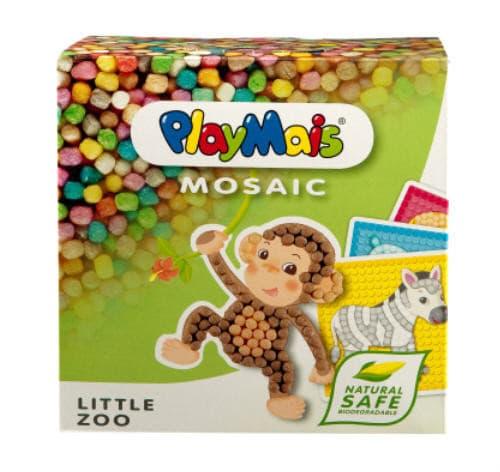 PlayMais Little zoo-еко конструктор мозайка