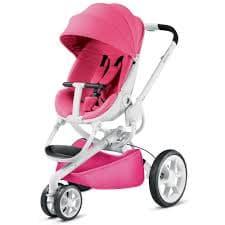 Бебешка количка Quinny Moodd 3 Pink passion