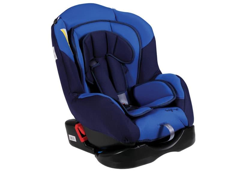 Детско столче за кола  Remi Plus 9-18 кг - Цвят: Син