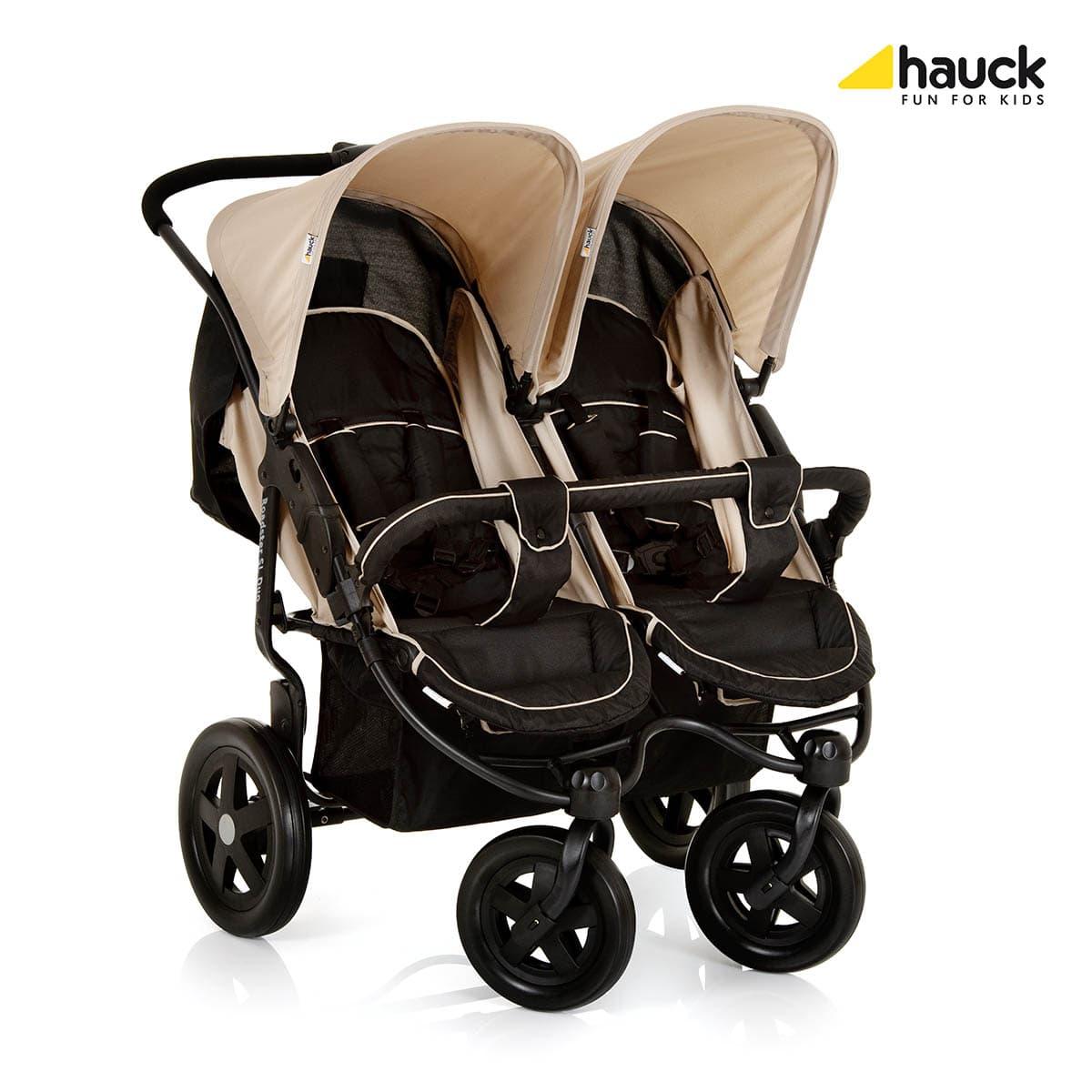 Hauck-Бебешка количка за близнаци Roadster Duo Sl