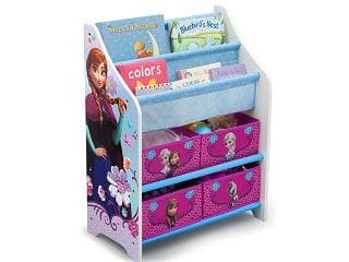 Органайзер за книжки и играчки Frozen