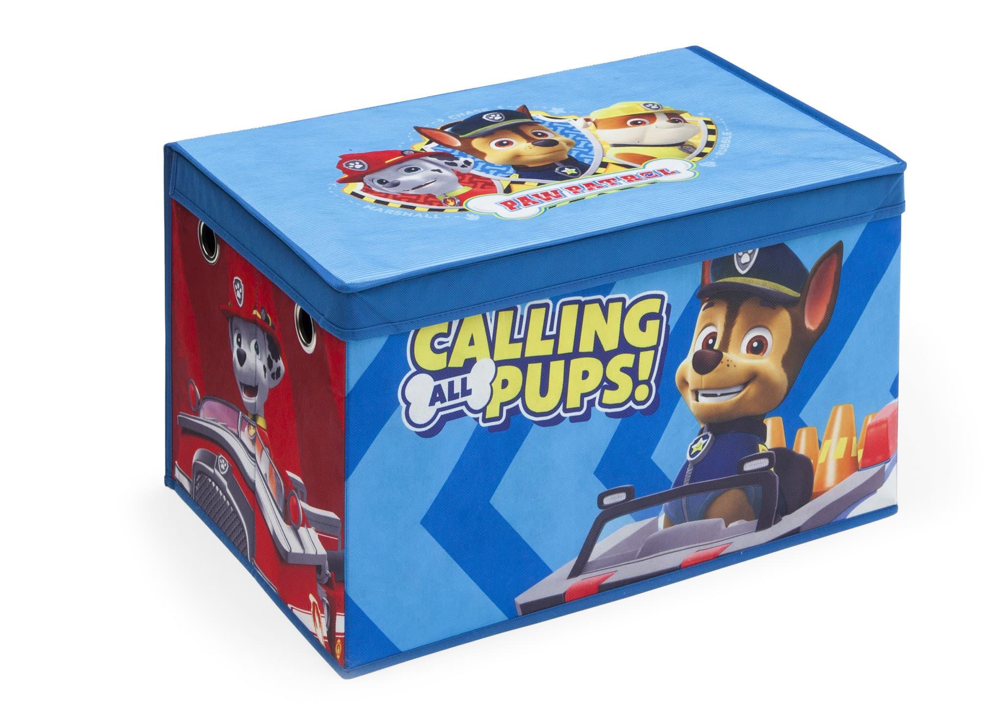 Сгъваема кутия за играчки Paw patrol