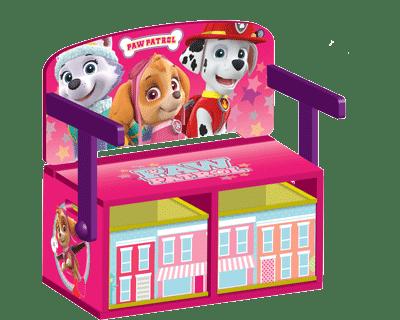 Детски комплект 3 в 1 Paw patrol:pink