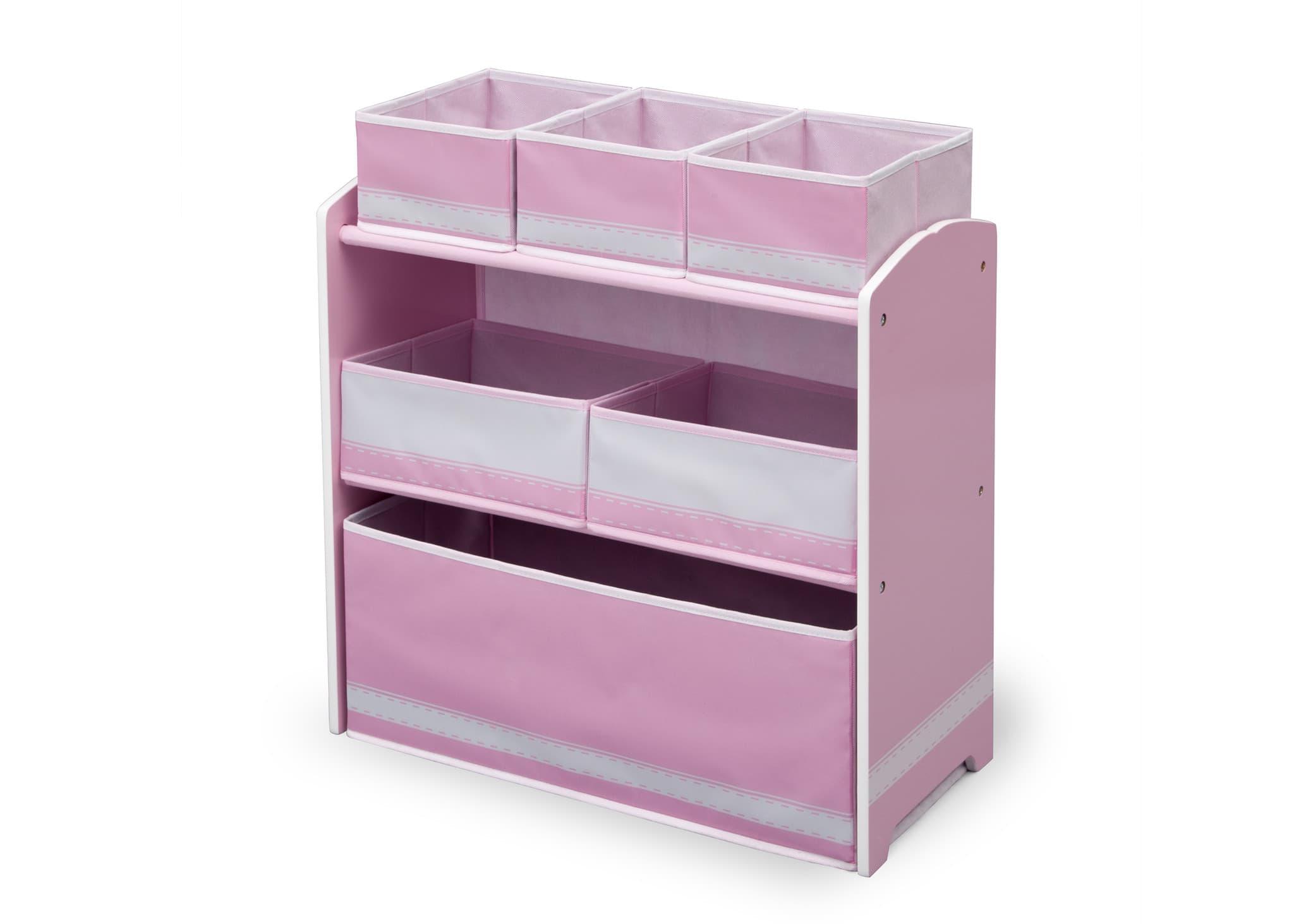 Органайзер за играчки:pink