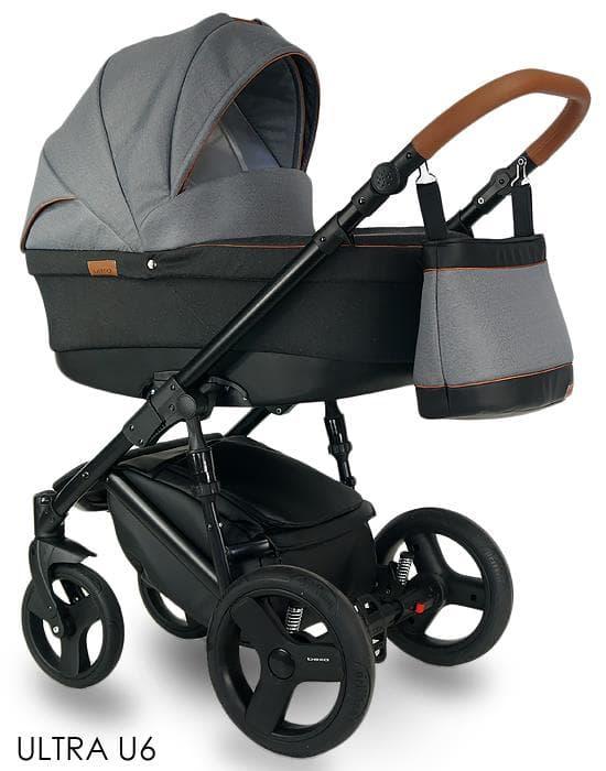 Бебешка количка 2в1 Bexa Ultra цвят U6
