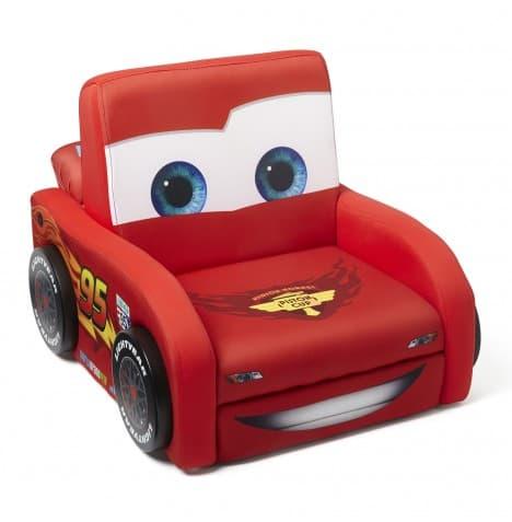 Детски фотьойл Cars
