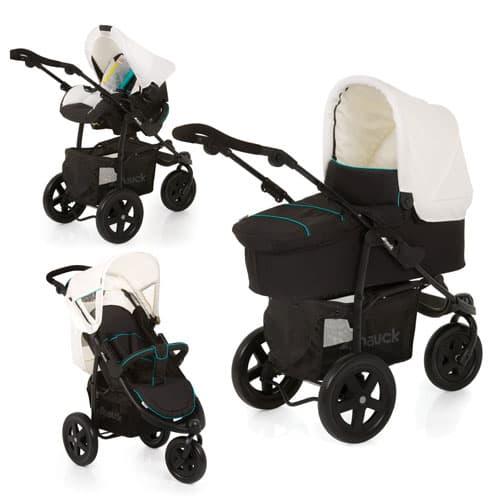 Бебешка количка Viper Trio set Hauck