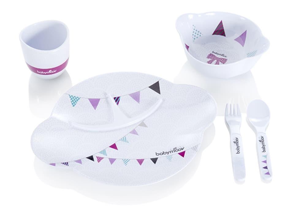 Комплект за хранене Party girl