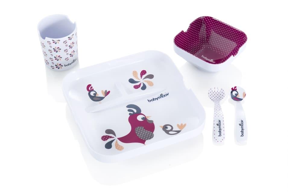 Комплект за хранене Lovely Bird