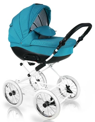 Бебешка количка 2в1 Bexa line classic цвят L3C