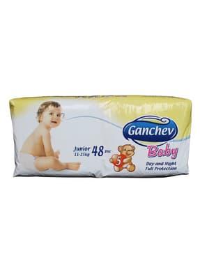 Ganchev-пелени Junior5 11-25кг 48бр