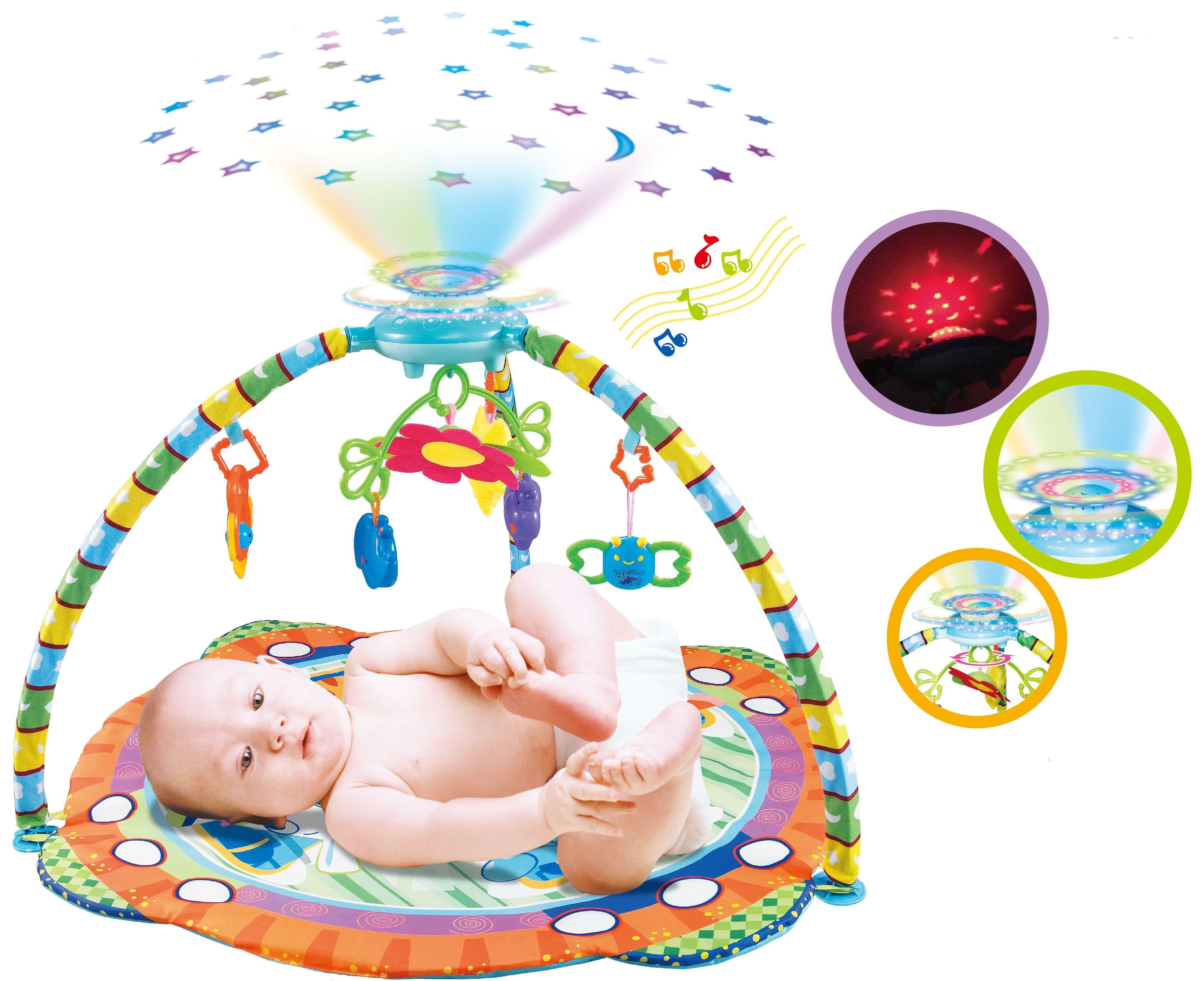 Moni-активна гимнастика Baby
