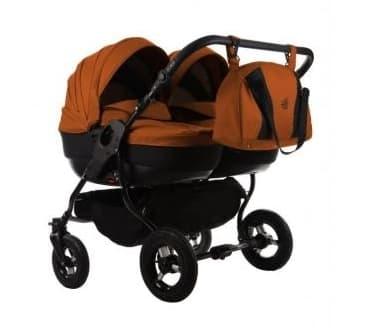 Бебешка количка за близнаци 2в1 Alive Duo:цвят 09