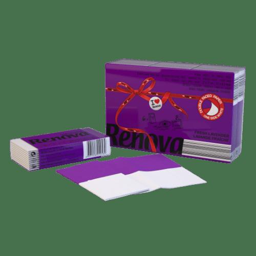 Renova-носни кърпи Лавандула